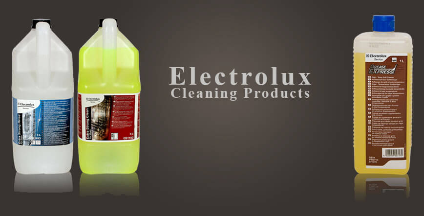 Electrolux Cleaning Products